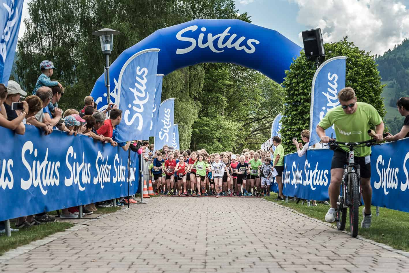 Nachbericht Sixtus Lauf 2018