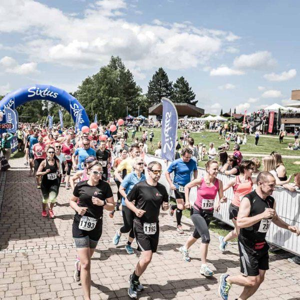 Sixtus-Lauf Schliersee 2018_Start
